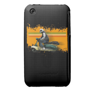 tv175 classic scooter iPhone 3 case