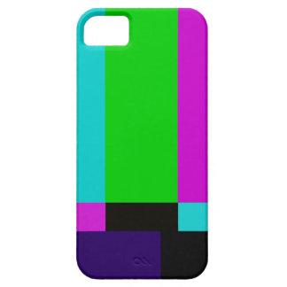 TV bars color test iPhone SE/5/5s Case