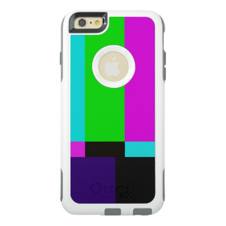 TV bars color test OtterBox iPhone 6/6s Plus Case