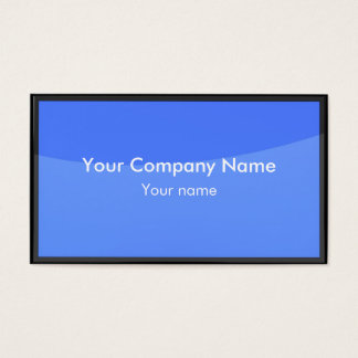 TV Broadcast Repair Business Cards