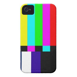 TV Color Block iphone 4/4s Case