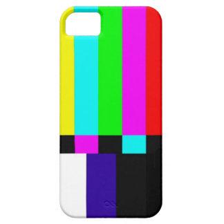 TV Color Block iphone 5 Case