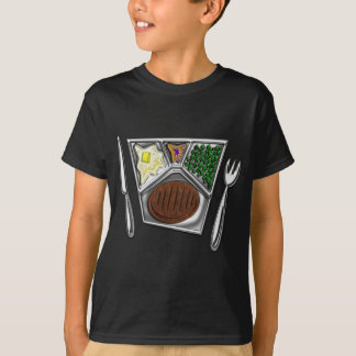 TV Dinner Knife and Spork T-Shirt