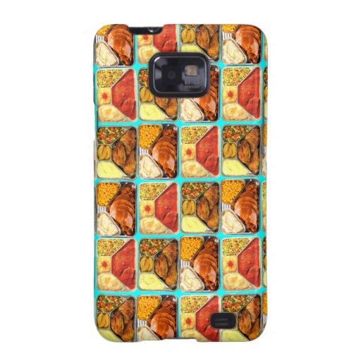 TV Dinner Trays Galaxy S2 Cases
