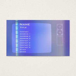 TV DNA - Business Business Card