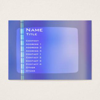 TV DNA - Chubby Business Card