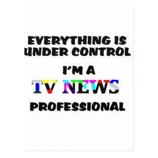 TV FAVORABLE TARJETAS POSTALES