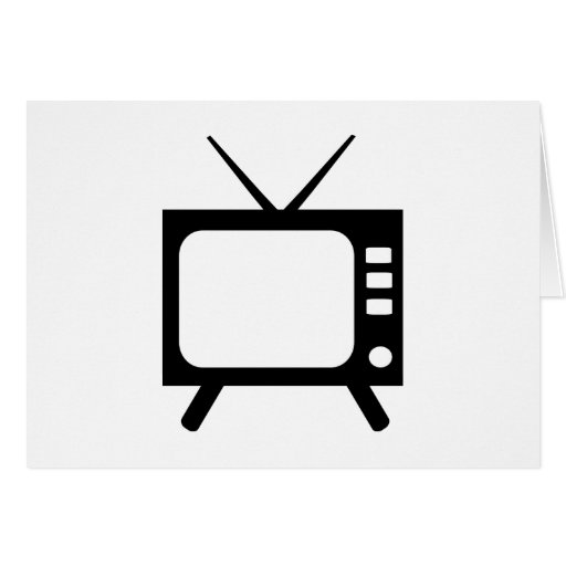 TV GREETING CARD