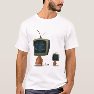 TV Heads T-Shirt