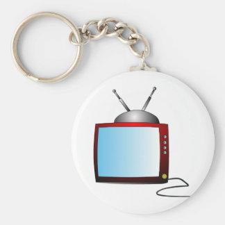 Tv Keychain