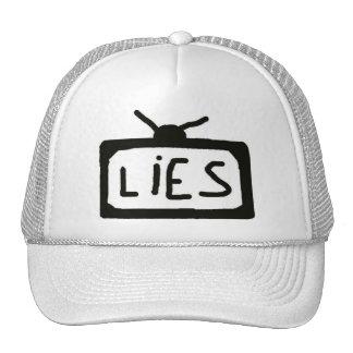 Tv Lies Trucker Hat