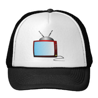 Tv Mesh Hats
