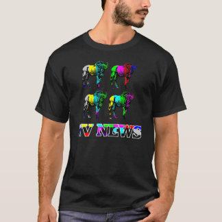 """TV News """"Little Pill"""" T-Shirt"""
