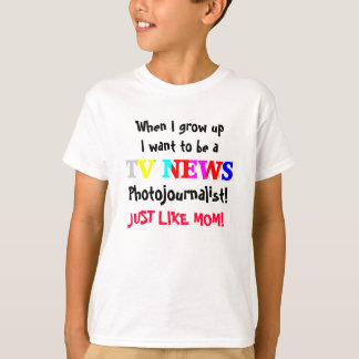 TV News T-Shirt