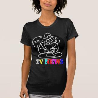 TV NewsCaster T-shirt