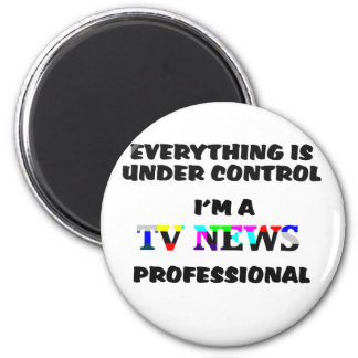 TV PRO REFRIGERATOR MAGNET
