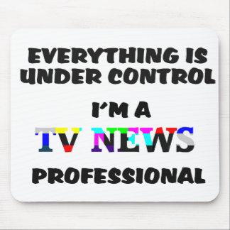 TV PRO MOUSE PADS