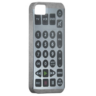TV Remote iPhone SE/5/5s Case