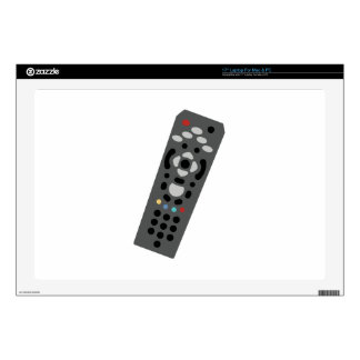 TV Remote Laptop Skin