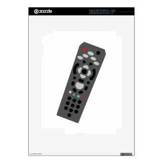TV Remote Skin For iPad 2