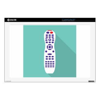 TV remote Skin For Laptop