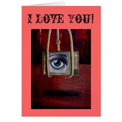 Tv_Series_2_Eyewitness[1], I Love You! Cards
