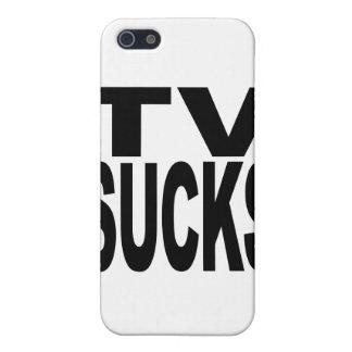 TV Sucks Case For iPhone SE/5/5s