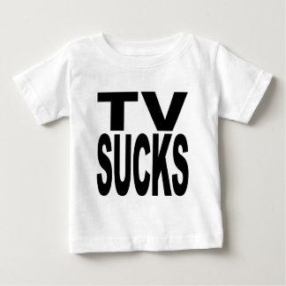 TV Sucks Infant T-shirt
