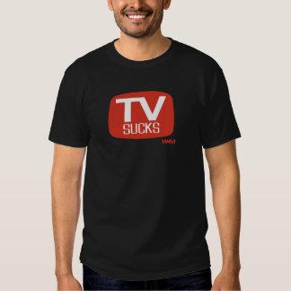 TV SUCKS SHIRT