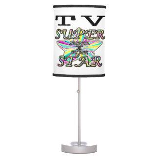 TV Superstar Desk Lamp