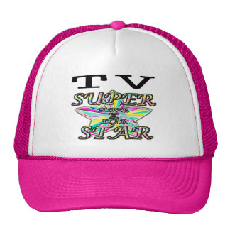 TV Superstar Trucker Hat