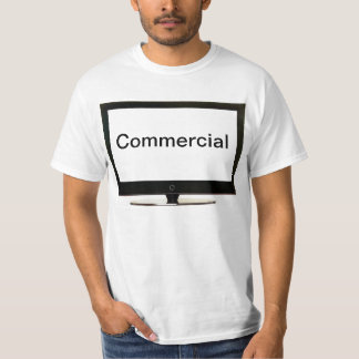Tv commercial t shirts shirt designs zazzle for Duluth t shirt commercial
