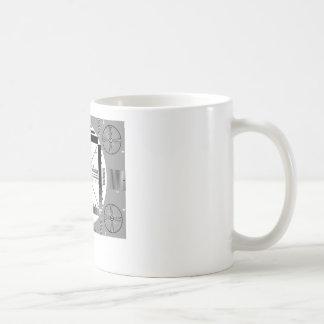 TV Test Pattern Classic White Coffee Mug