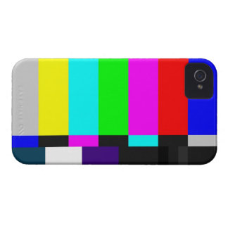 TV Test Screen Blackberry Bold Case