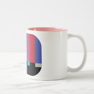 tv-ting Two-Tone coffee mug