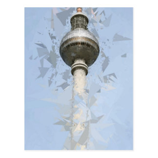 TV Tower Berlin Post Cards