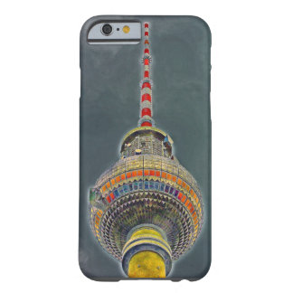 Tv Tower (Fernsehturm), Berlin, Art Effect Barely There iPhone 6 Case