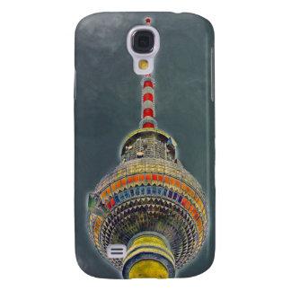 Tv Tower (Fernsehturm), Berlin, Art Effect Galaxy S4 Covers