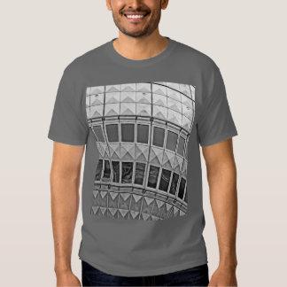 Tv Tower (Fernsehturm), Berlin, Artistic (tv15bw) T-shirt