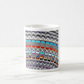 Tv Tower (Fernsehturm), Berlin, Artistic (tv15emb) Classic White Coffee Mug