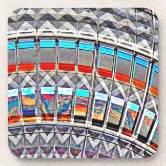Tv Tower (Fernsehturm), Berlin, Artistic (tv15emb) Coaster