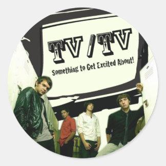 TV/TV STICKER