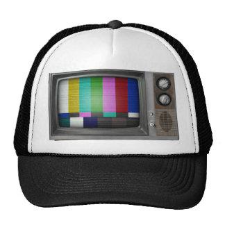 TV vieja Gorros Bordados