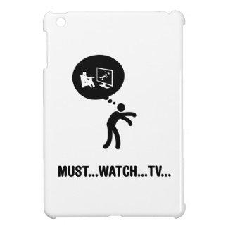 TV Watching iPad Mini Cases