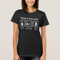 TV Watching T-Shirt