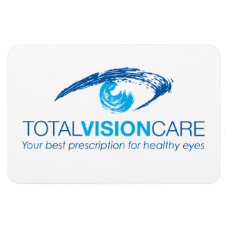 TVC_Logo w/ tag line Magnet