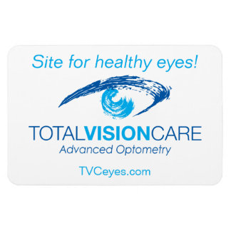 TVC_Site for healthy eyes!_Logo w/ AO+web site Magnet