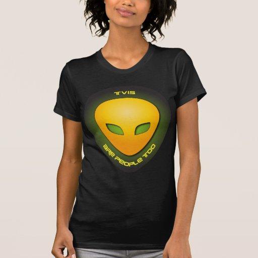 TVIs es gente también Camiseta