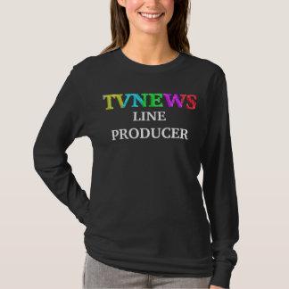 TVNEWS LINE  PRODUCER T-Shirt