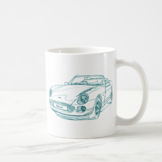 TVR Chimaera 1994 Coffee Mug